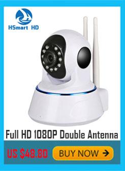 HD 1080P 2.0MP Mini Wireless WiFi P/T Security IP Camera