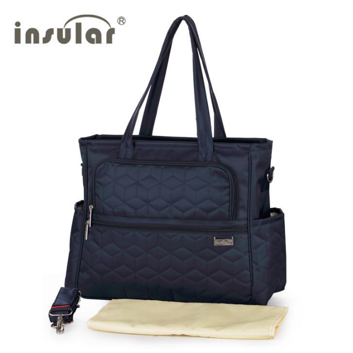 Neue Ankunft 100% Nylon Mode Baby Windel Taschen Windel Kinderwagen Taschen Mutterschaft Mama Tasche Multifunktionale Ändern Taschen