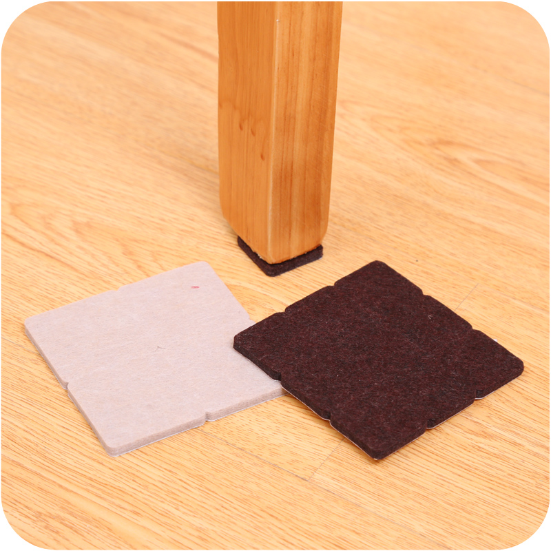Merveilleux 8 18pcs Adhesive Desk Chair Feet Pads Furniture Leg Feet Anti Slip Felt Mat  Prevent Noise Protection Flooring In Furniture Accessories From Furniture  On ...