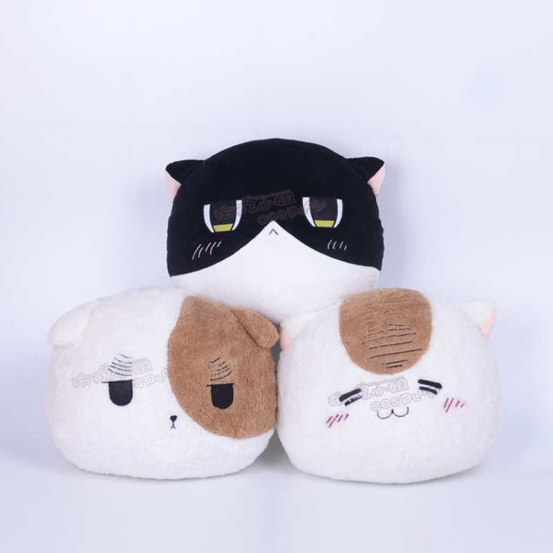 Hetalia: Axis Powers APH cat pillow 100% Handmade Plush Toy Cosplay Props - MOE COSPLAY TOYS store