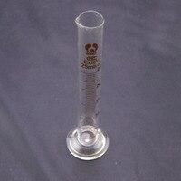 graduated cylinder measuring 25ml lab glass lot8