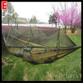 Hot Sale Load 400KG double person hammock folding outdoor hammock with mosquito net Six colors for your choice Free shipping