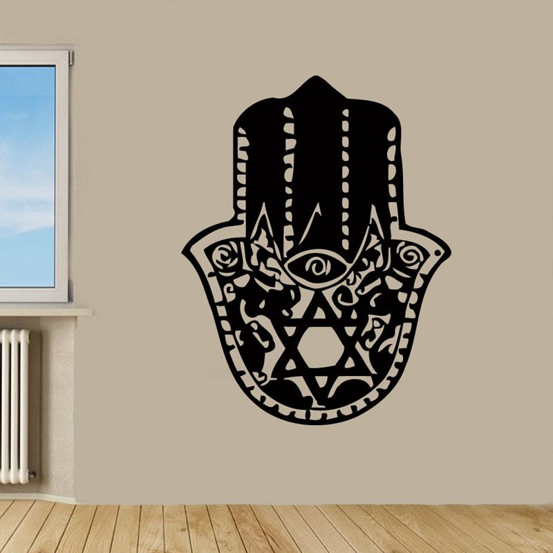 Hamsa Wall Decor online get cheap hamsa wall decal -aliexpress | alibaba group