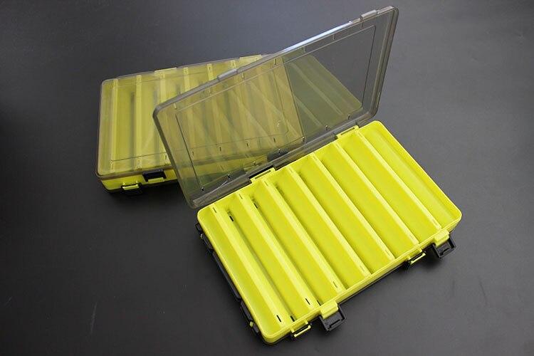 Multifuncional caixa de isca de pesca único