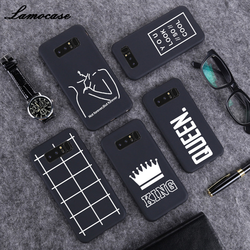 Pattern Case For Samsung Galaxy S9 S8 A8 Plus 2018 A5 A3 A7 J7 J5 J3 2017 2016 S9 S8 Plus Note 8 9 S7 S6 Edge J2 Pro TPU Case image