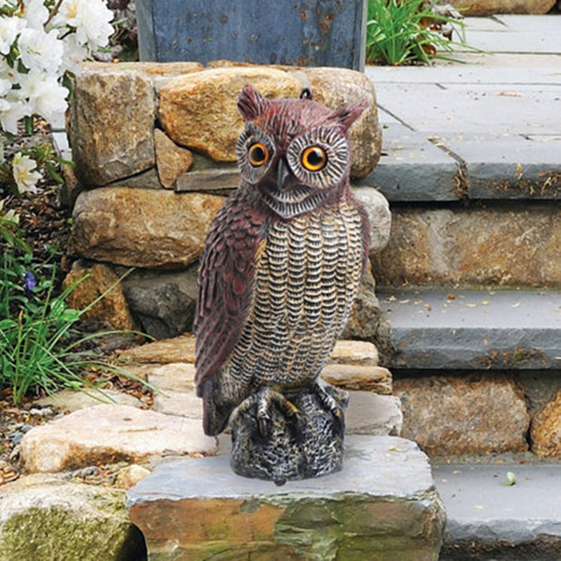 Popular Plastic Garden Owl Buy Cheap Plastic Garden Owl lots from