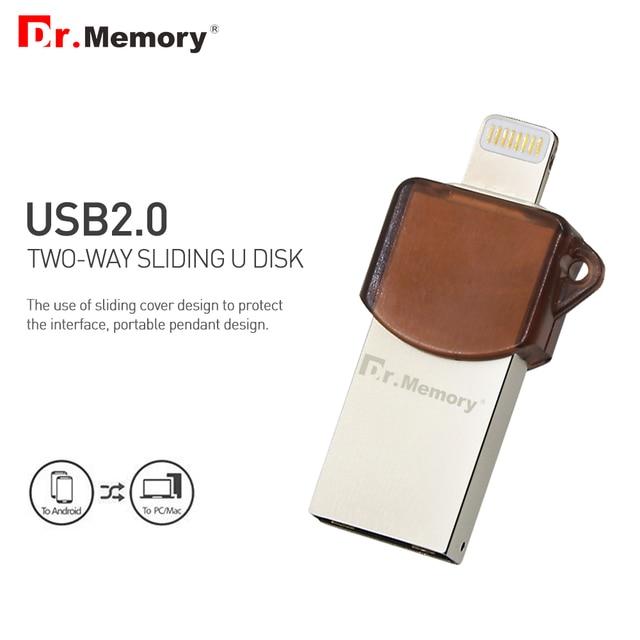 MFI Certification USB flash drive 32gb Pen drive 16gb Encrypted Pendrive 64gb I-flash drive for iphone 128gb 3 in 1 usb disk