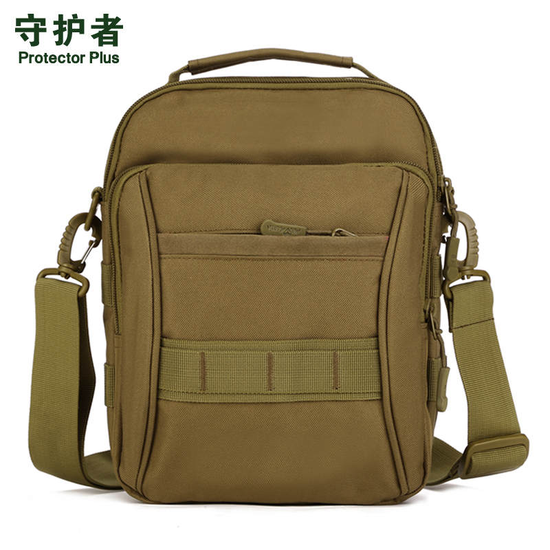 Inclined shoulder bag is contracted recreation bag square male messenger fashion bag wear-resisting travel bags Best-selling