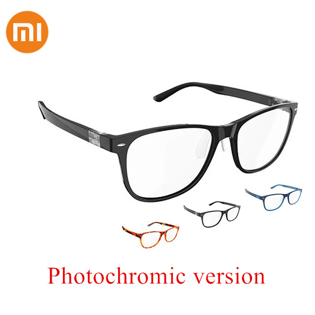 HOT Xiaomi Roimi B1 Detachable Anti blue rays Protective Glass Photochromic Version Eye Protector For