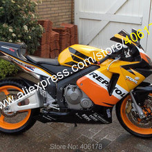 Обвес для CBR600RR 2003 2004 CBR 600RR 03 04 F5 CBR-600RR Repsol мотоцикл обтекатель комплект(литье под давлением