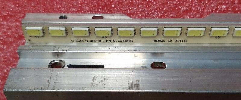 Led Backlight Screen LED32770 LC320EXN-SDA1 3660L-0386A Led Backlight 1pcs =48led 350mm