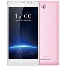 5,0 Zoll Leagoo T1 Android 6.0 Original Smartphone 4G MTK6737 Quad-Core-Handy 2 GB + 16 GB Fingerabdruck BT 4,1 GPS Handy
