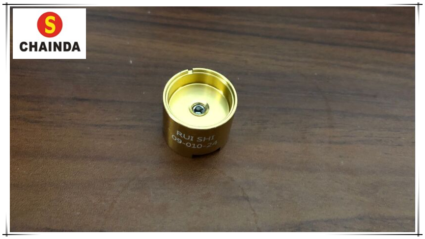 New! Movement Holder For R 2135 Gold Made In China For Watch Repair