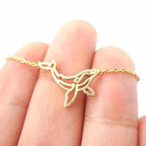 חרציות חמוד מפורסם 10 יח'\חבילה לווייתן שרשרת קסם קולר שרשרת תליוני תכשיטי הצהרת מתנה לנשים ובנות