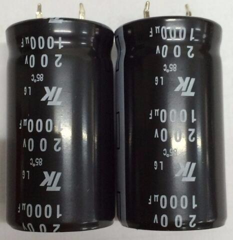 200V1000uF Aluminum Electrolytic Capacitors aluminum electrolytic capacitors leaded 25volts 4 7uf 4x5 20