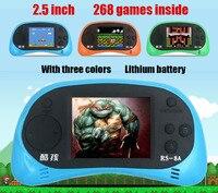 Original CoolBaby RS 8 2 5 Inch LCD 8bit NES Games Li On Battery Portable Handheld