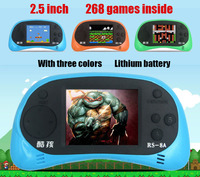 Original CoolBaby RS 8 2 5 Inch LCD 8bit NES Games Li On Battery Portable Handheld