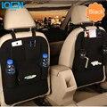 1 PCS Auto Car Assento Organizer Titular Sundries Organizar Caixa De Multi-Bolso Saco de Armazenamento de Viagem Cabide Backseat Car Estiva arrumação