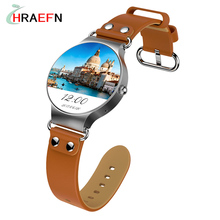 Android 5.1 Smart watch KW98 512MB 8GB Health Heart Rate Monitor GPS Bluetooth Wifi 3G Sports Tracker Smart Watch Phone SIM Card