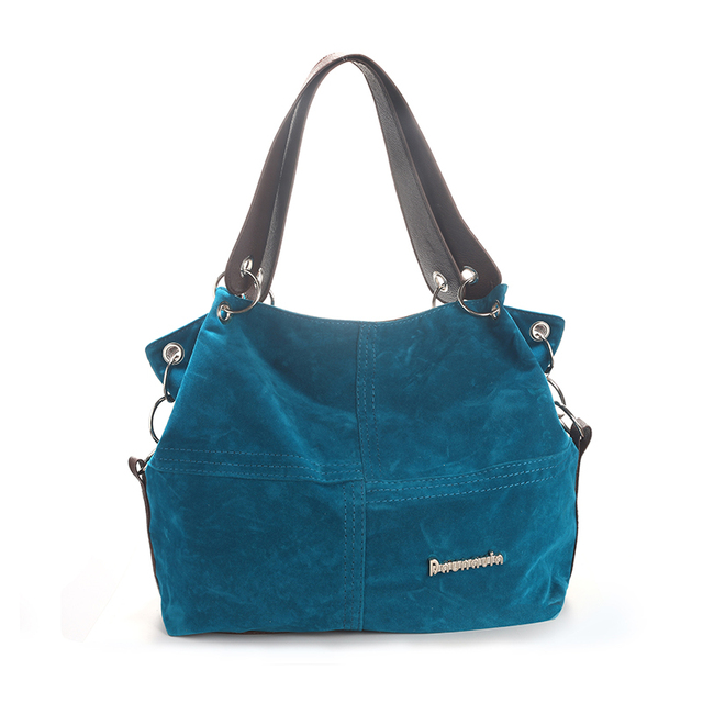 large tote soft corduroy leather bag