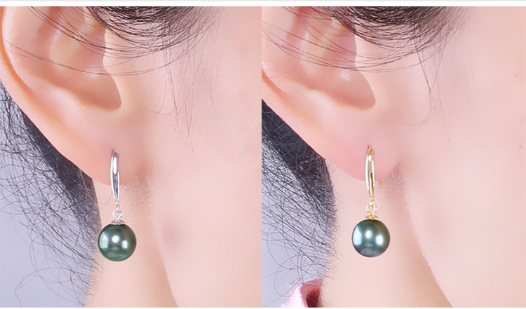 gold tahitian pearl earrings jewelry 66