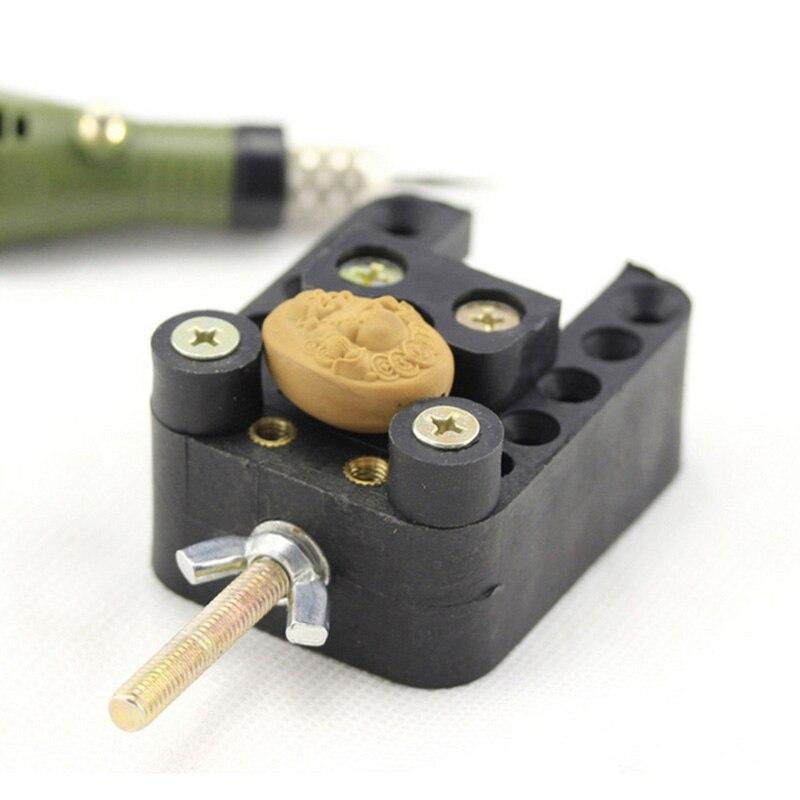 Mini Adjuestable Nucléaires Noyer Vice Table Pince Étau Petit Clip-sur Banc DIY Bijoux Art Sculpture Outil Banco de Trabajo