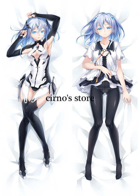 Cirnos Store Beatless Anime Characters Lacia Pillowcase Dakimakura Body Pillow Cover