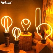 Светодиодный светильник Эдисона, новинка, декоративный светильник, лампочка 220 В, E27, 4 Вт, 4,5 Вт, 8 Вт, Bombillas, светодиодный светильник, праздничный светильник, Рождественская лампа