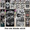 Silicone macio tpu & disco casos tampa do telefone para zte blade a510 a910 ba910 ba910t A610 V6 Max BA610 Q G A430 Lux V830 Kis 3 Max sacos