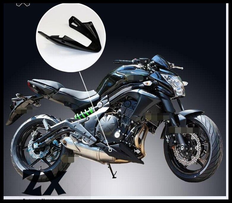 kawasaki er6n - passion and value in one bike   Motorrad