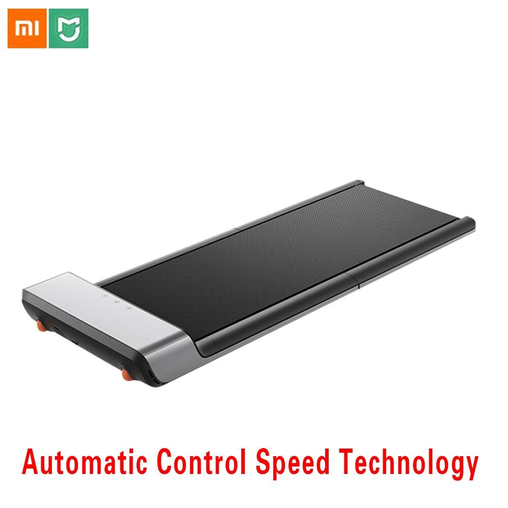 Original Xiaomi Mijia WalkingPad Dobrável Não-deslizamento de Controle Automático De Velocidade Inteligente Display LED Esteira da Aptidão da Perda de Peso