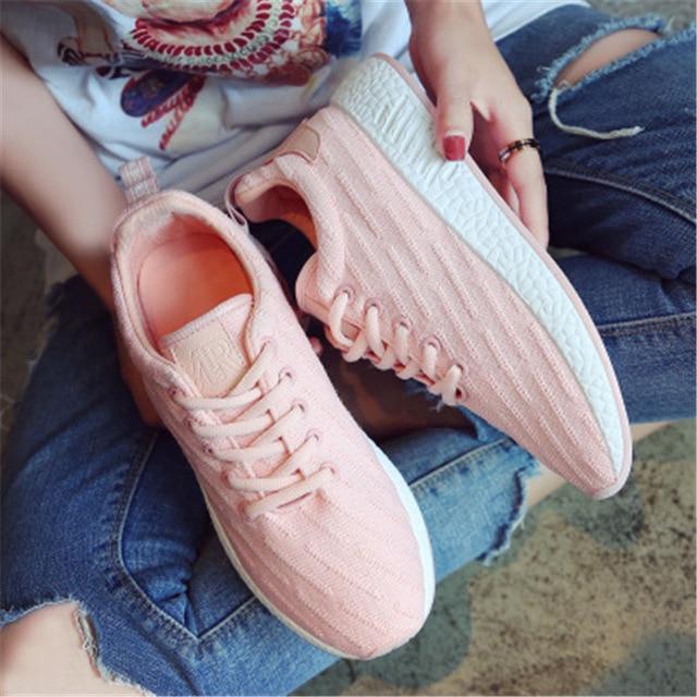 Sauvages Chaussures 2018 1 Automne De 3 Femmes Rue Plates Tir 2 Mode Harajuku Casual Faible qpvwUpX1