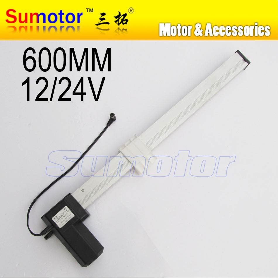 K600 24 inch(600mm) stroke SLIDER BLOCK Electric linear actuator motor DC 24V 15mm/s Heavy Duty Push 150Kg Health bed TV lifting 20 inch 500mm stroke slider block electric linear actuator dc motor dc 24v 15mm s heavy duty push 150kg massage chair