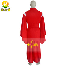 InuYasha Cosplay Costume Halloween Christmas Suit Custom-Made Free Shipping