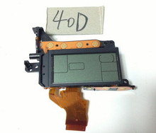 Camera Repair Replacement Parts For EOS 40D 50D top LCD display for Canon
