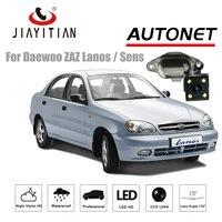 JiaYiTian rear view camera For Daewoo ZAZ Lanos / Sens/4LEDS/Night Vision/ Reverse Camera/backup camera license plate camera