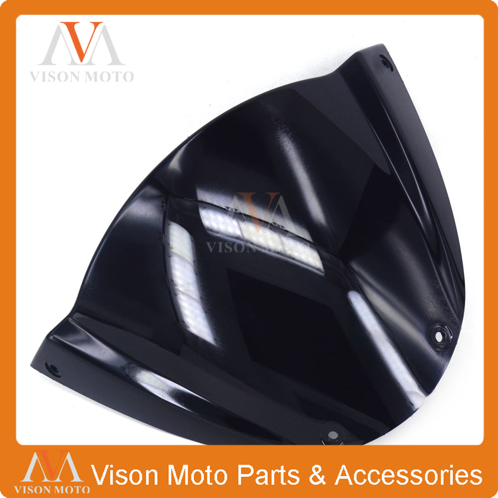 Motorcycle Winshield Windscreen For DUCATI MONSTER 696 ABS 2009 2010 2011 2012 796 10-13 1100 EVO 12 13 1100S 1100ABS 09-11