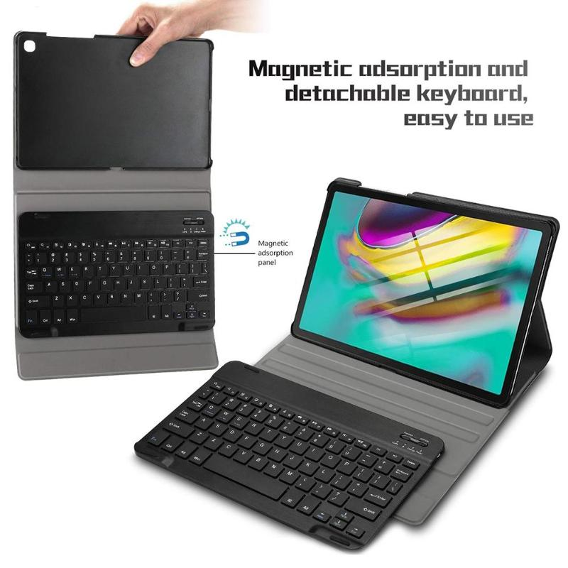 Worldwide delivery keyboard for samsung 10 1 tablet in