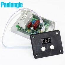 AC 220 V 10000 W 80A Regulador de Voltaje Electrónico DEL SCR de Control Digital 10-220 V de Control de Velocidad de alimentación Dimmer Termostato + Digital Metros