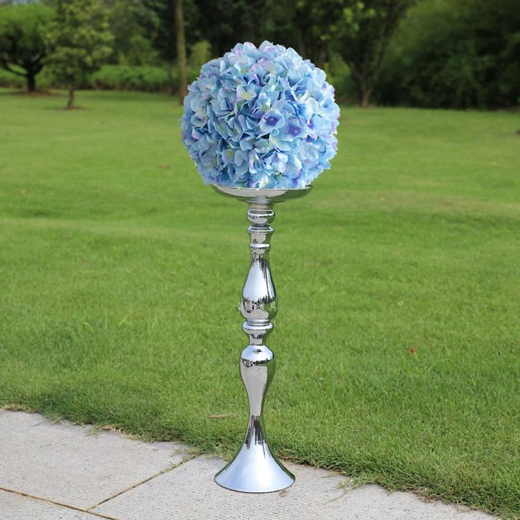 Artificial Flower Wedding Centerpieces: 10inch(25cm) Kissing Balls Hydrangeas Romantic Silk Flower