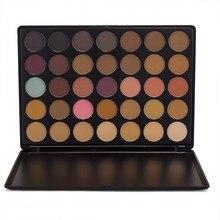 35 Color Eyeshadow Palette Shimmer Matte Makeup Pallete 35A 35B 35C 35D 35E 35F 35K 35N 35P 35P+ 35T 35W Naked Smoky Set