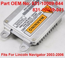 1PCS 12V 35W D1S OEM HID Xenon Headlight Ballast Control Unit Car Part Number 831-10009-044 Fits For Lincoln Navigator 2003-2006