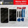 Meizu MX3 ЖК-дисплей + Сенсорный Экран Digitizer Замена Высокое Качество для 1800*1080 5.1 ''Mobile Телефон + Бесплатная Доставка-черный