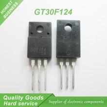 Фотография Free shipping 10pcs/lot GT30F124 30F124 TO-220F new original