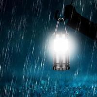масштабируемые солнечная зарядка кемпинг фонари палатка лампы аварийное освещение подходит для пеший туризм кемпинга чрезвычайных ситуаций для всех мобильных телефонов