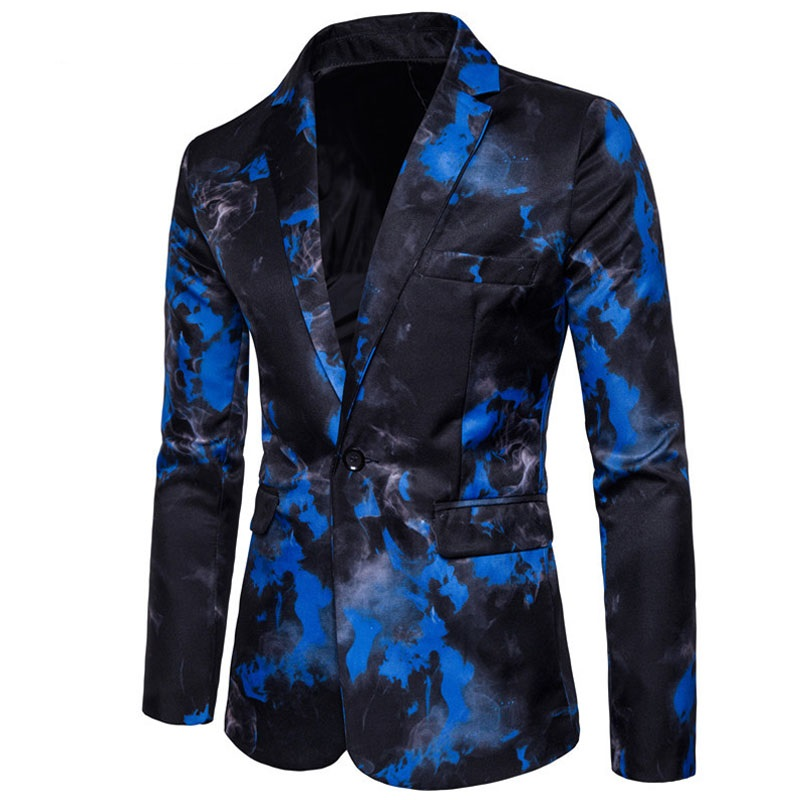 Brand-Male-Suit-Blazer-Single-Button-Ink-Print-Mens-Blazer-Jacket-Chinese-Style-Flame-printing-Vintage