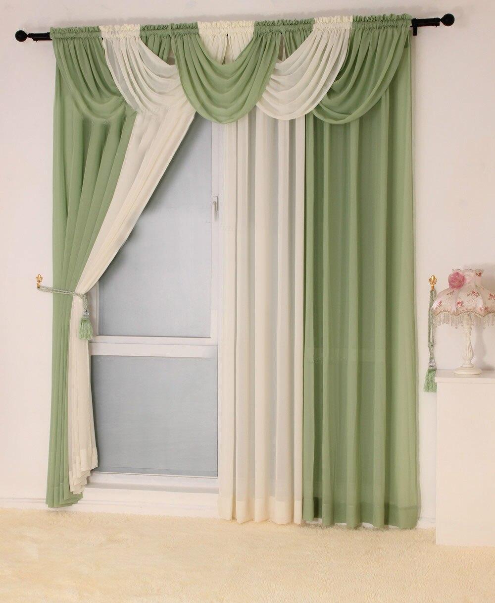 Popular Sheer Curtains Colors-Buy Cheap Sheer Curtains Colors lots ...