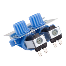 high low temp washing machine water double inlet valve JSF3 water flow controller washing machine repair components