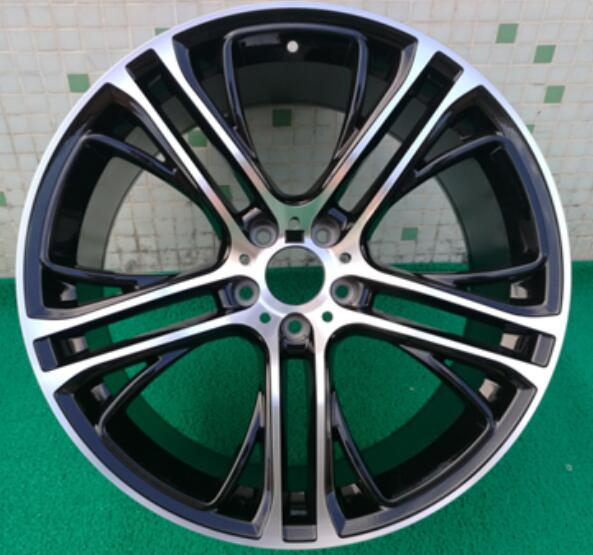 Us 16800 New 21 Inch 21x10 21x11 5x120 741 Car Aluminum Alloy Wheel Rims Fit For Bmw X5 X6 In Wheels From Automobiles Motorcycles On Aliexpress