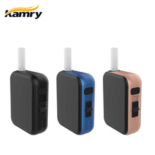 Kamry Kecig 4.0 kit iqos 담배 Kecig 2.0 plus 가열 된 담배 카트리지 용 650mahBattery 건조 허브 기화기